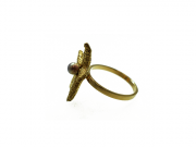 14K Starfish Ring 2