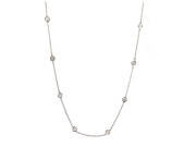 Diamond by the Yard Necklaces 2