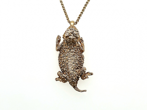 Horn Toad Pendant