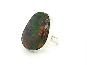 SS Ammonite Ring