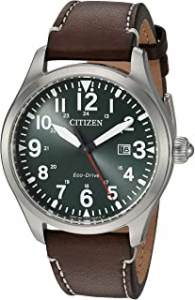 The Chandler Military Eco-Drive Watch