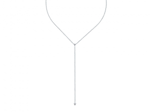 "14K ""Y Knot"" Necklace"
