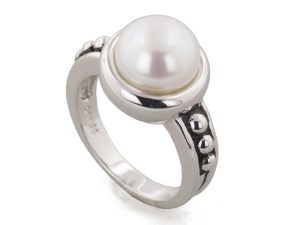 Pallini Button Ring