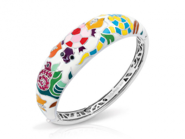 Galapagos White Bangle 1
