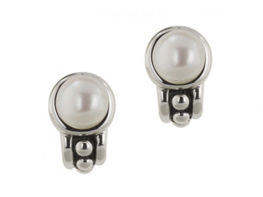 Pallini Button Stud Earrings 1