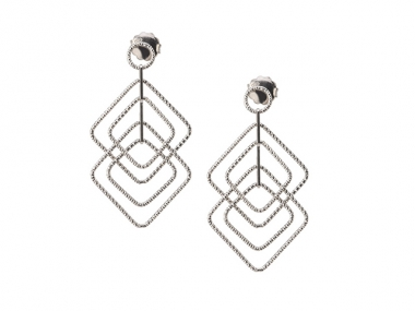 Square Layers Earring 1